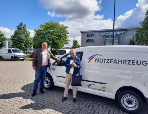 Autohaus Elmshorn sponsert Auto