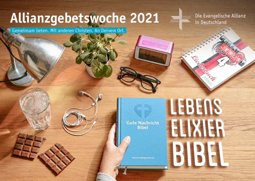 Allianz-Gebetswoche 10. bis 15.01.2021