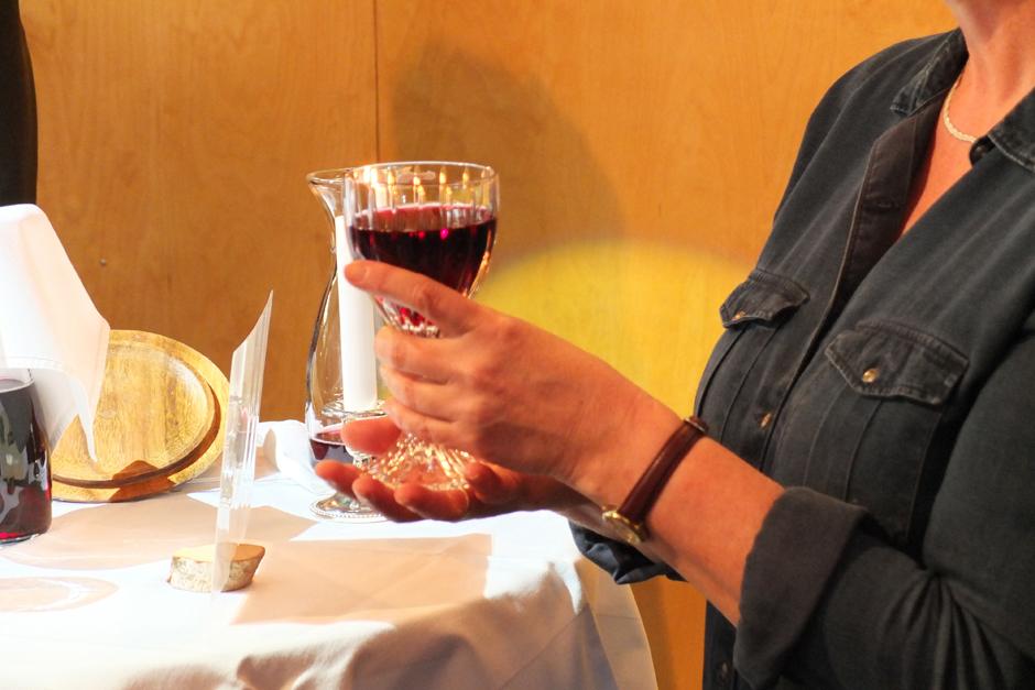 Abendmahl-Gottesdienst 16.05. 11:00 Uhr