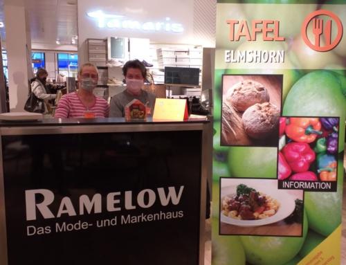 Elmshorner Tafel: Waffeln bei Ramelow