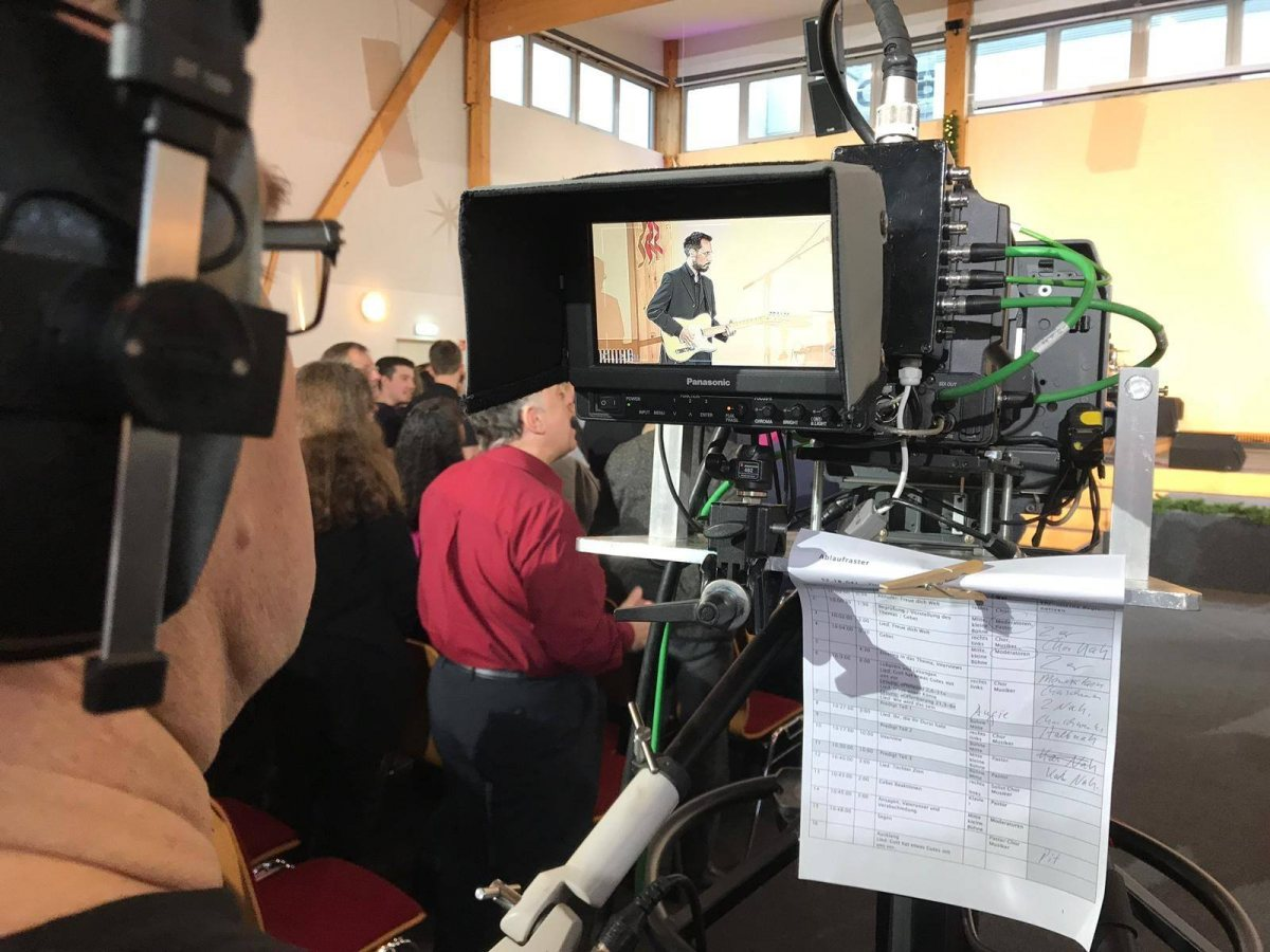 Dankgottesdienst Bibel TV 02.10.2021